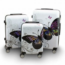 Set walizek MOTYL 3D